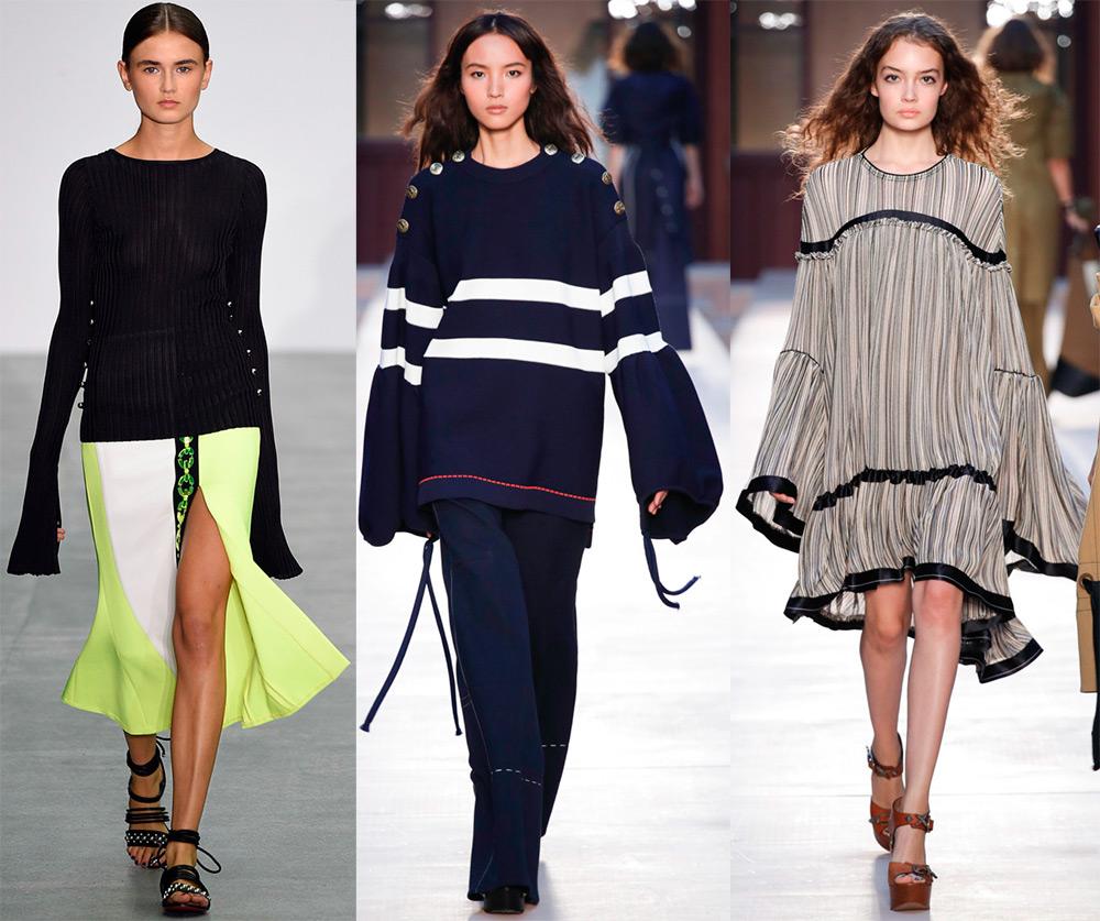 Мода 2017 Года Женской Одежды